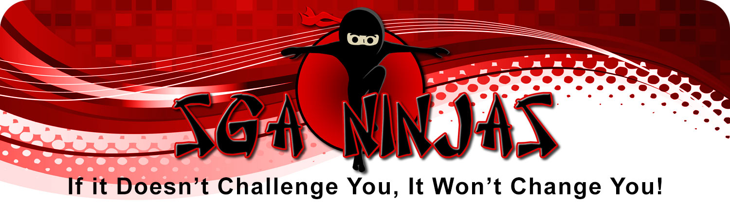 SGA Ninjas Website